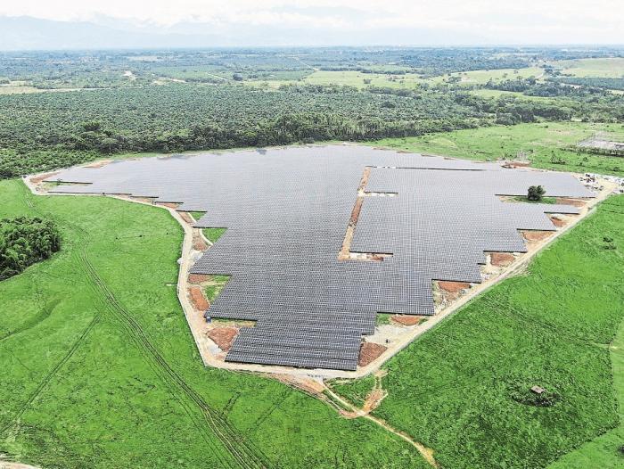 Construcción de segundo megaparque solar en Meta ya tiene responsable